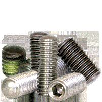 Oval Point Set Screws