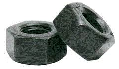 Structural And Heavy Hex Nuts