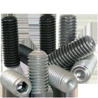 Cup Point Set Screws