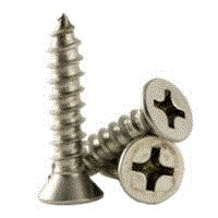 Self Tapping Screws (stainless)