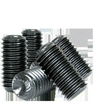 Knurl Cup Set Screws
